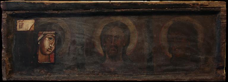 Безвозмездная передача муромским коллегам иконы XVII века