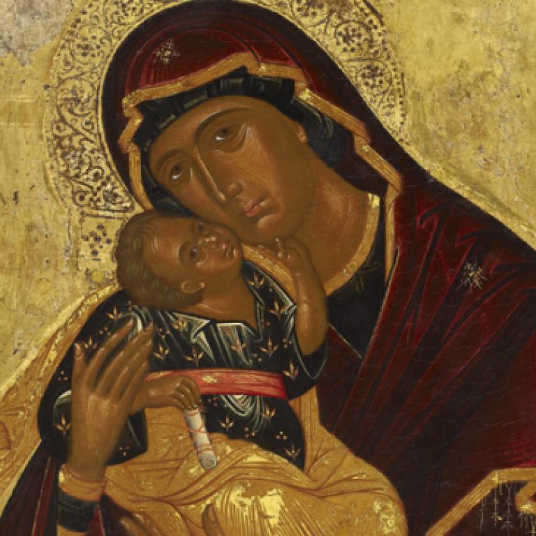 Греческое и поствизантийское искусство XV–XVIII веков