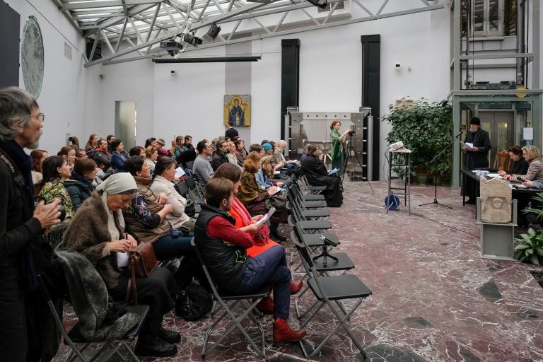 Конференция «Проблемы презентации и актуализации историко-культурного наследия Русской православной церкви»