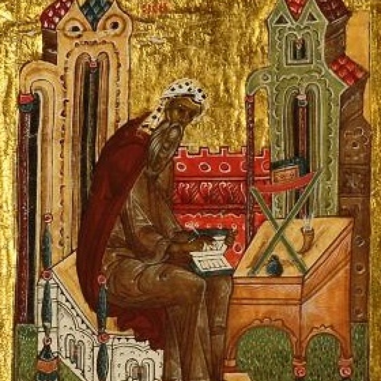Лекция «Византийско-русские связи в церковно-певческой культуре»