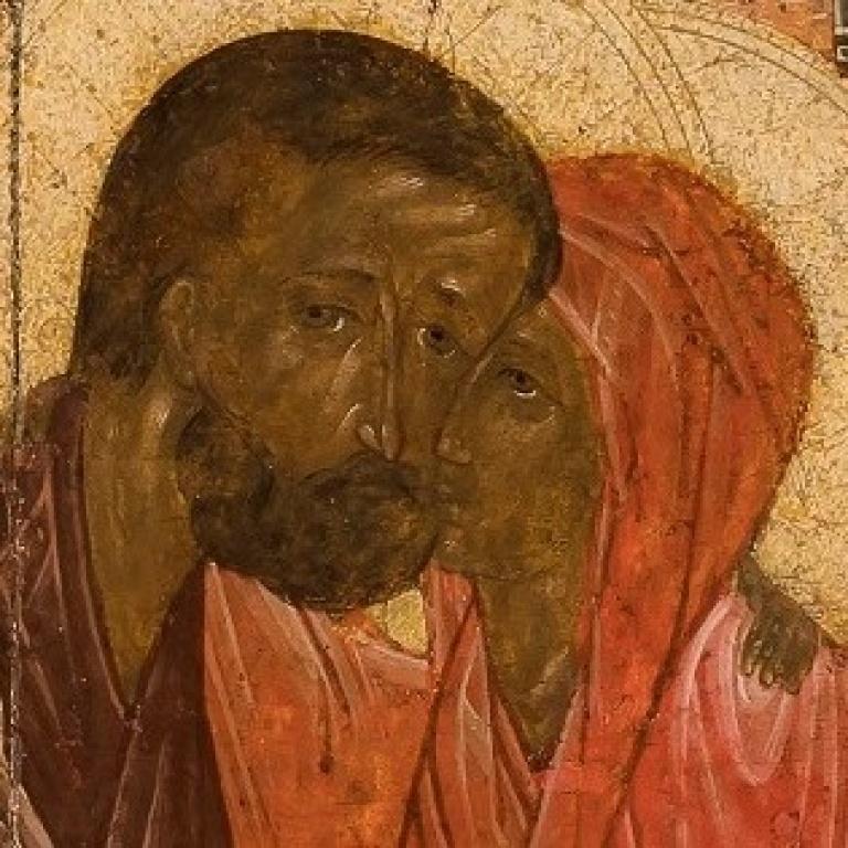 В Музее русской иконы показывают шедевр XVI века из Псковского музея-заповедника