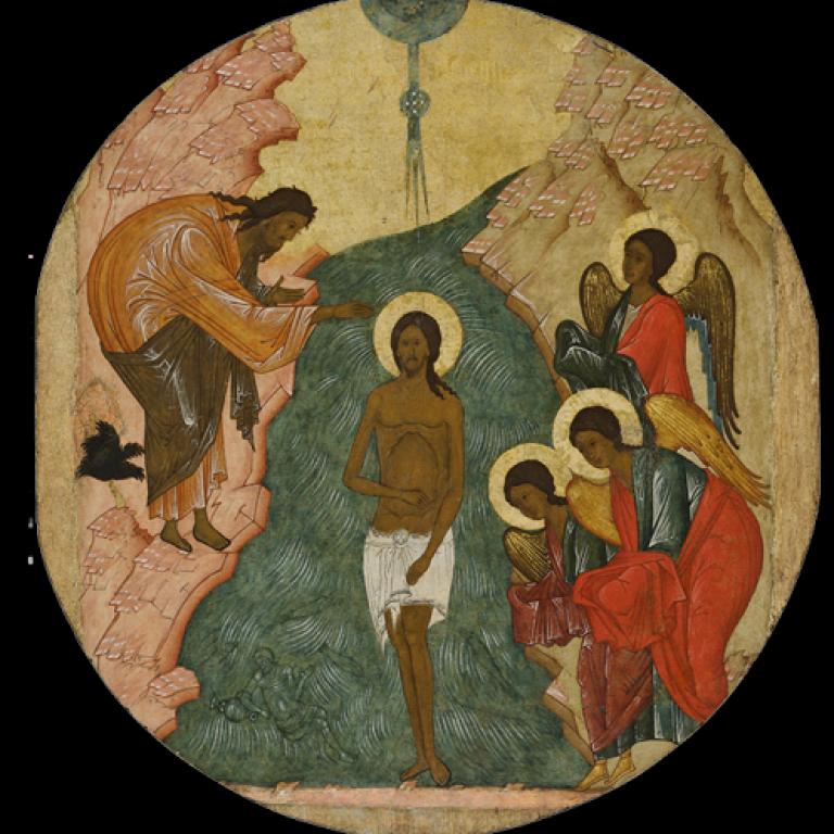 Русская иконопись XVI века