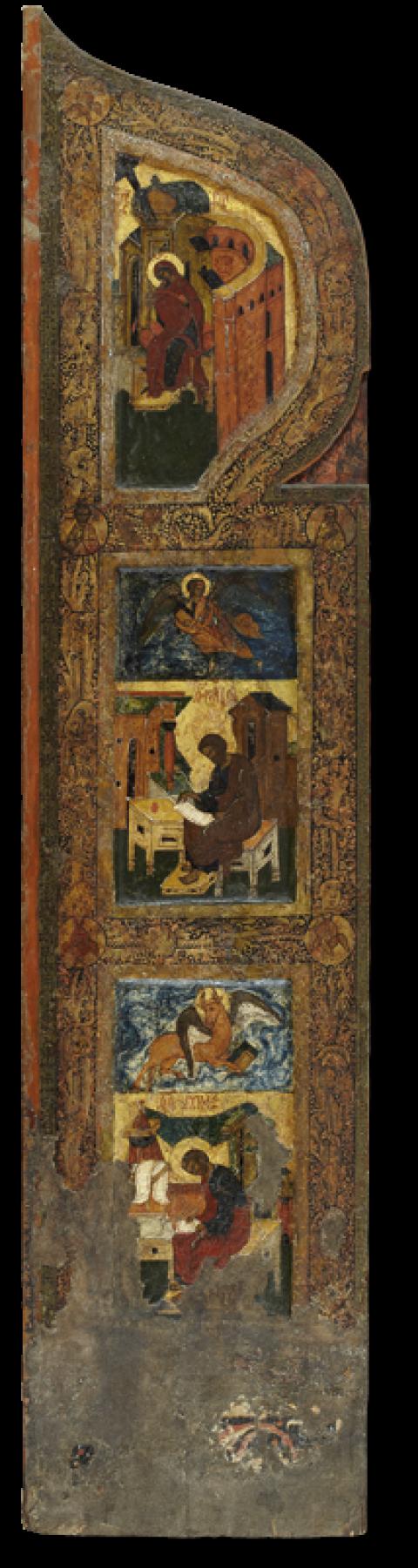 Царские врата (правая створка)