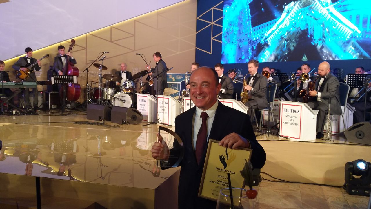Основатель и меценат Музея русской иконы стал лауреатом премии «Меценат года»