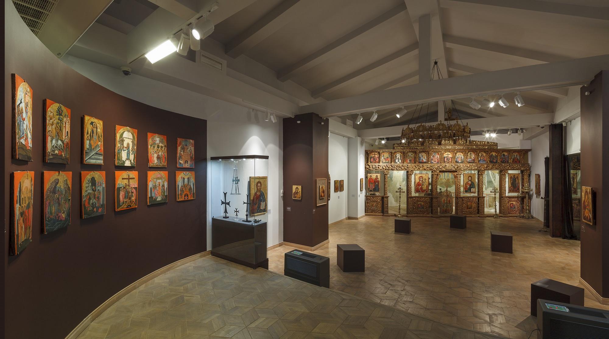 Византийское и поствизантийское искусство