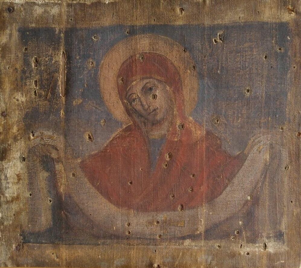 Музей русской иконы принимает участие в выставке «Три цвета правды»
