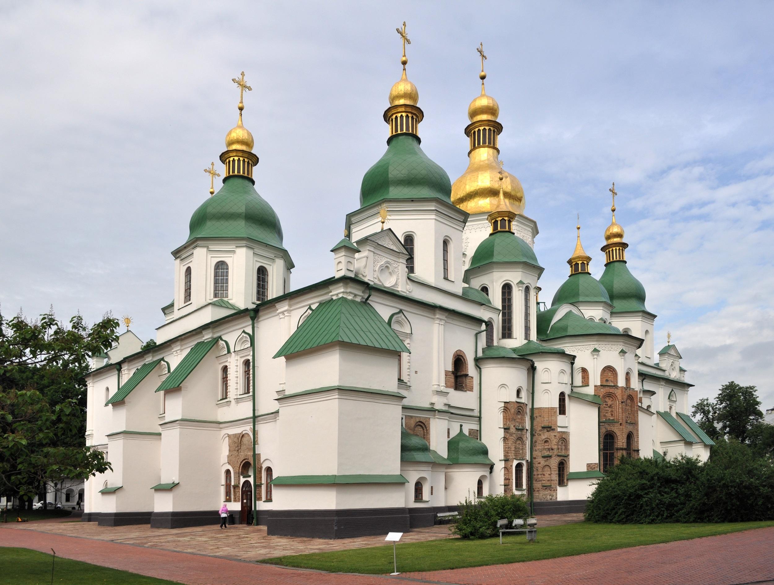 Лекция «Становление: Архитектура Киевской Руси»