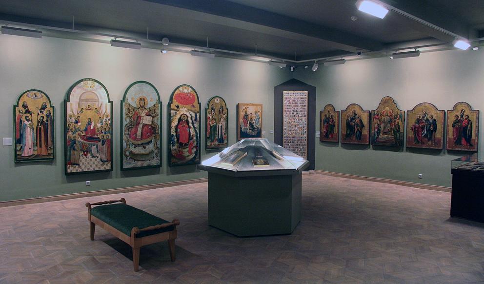 Открытие новой экспозиции