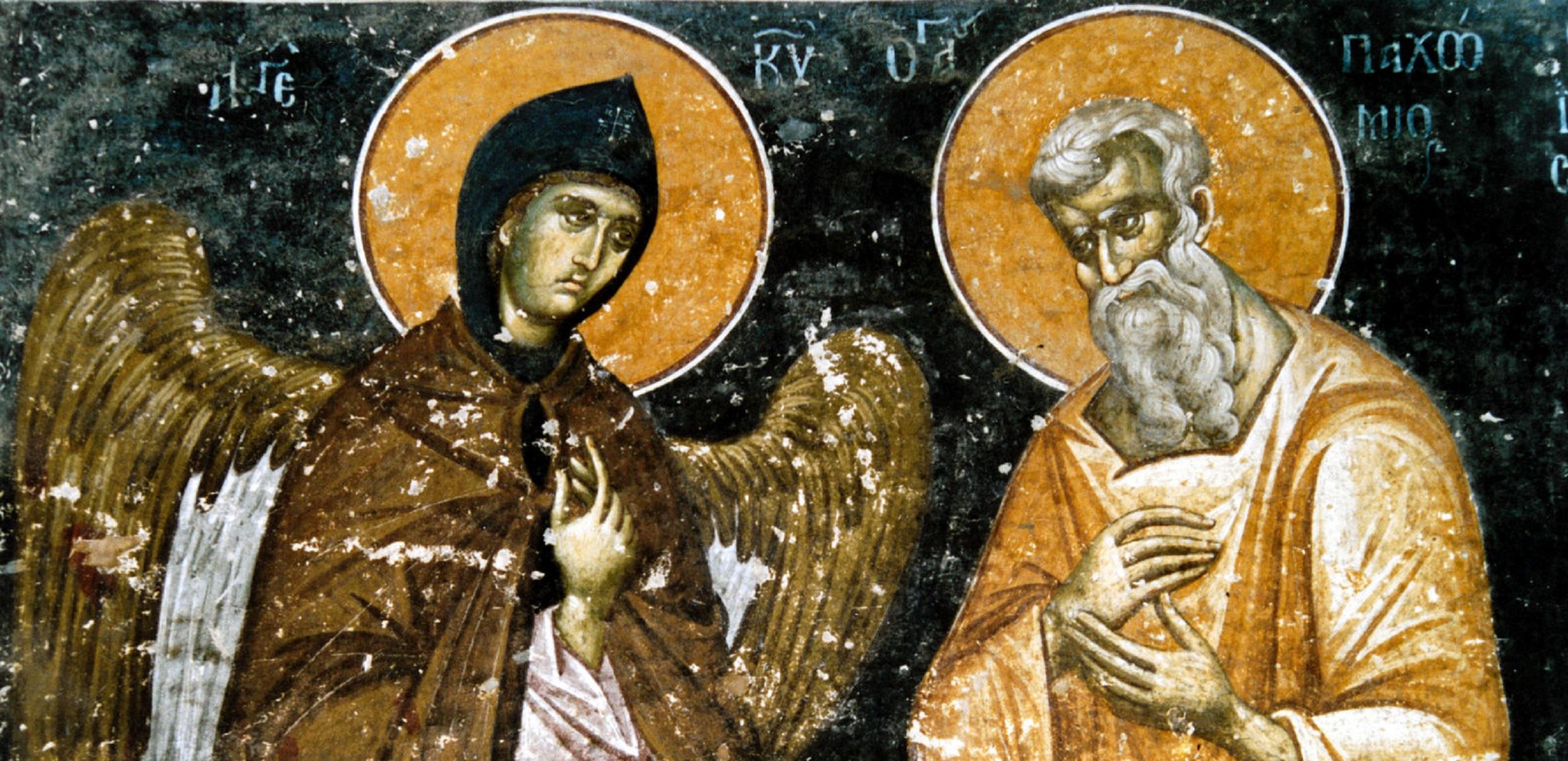 Лекция «Преподобные» из цикла «Лики святости»