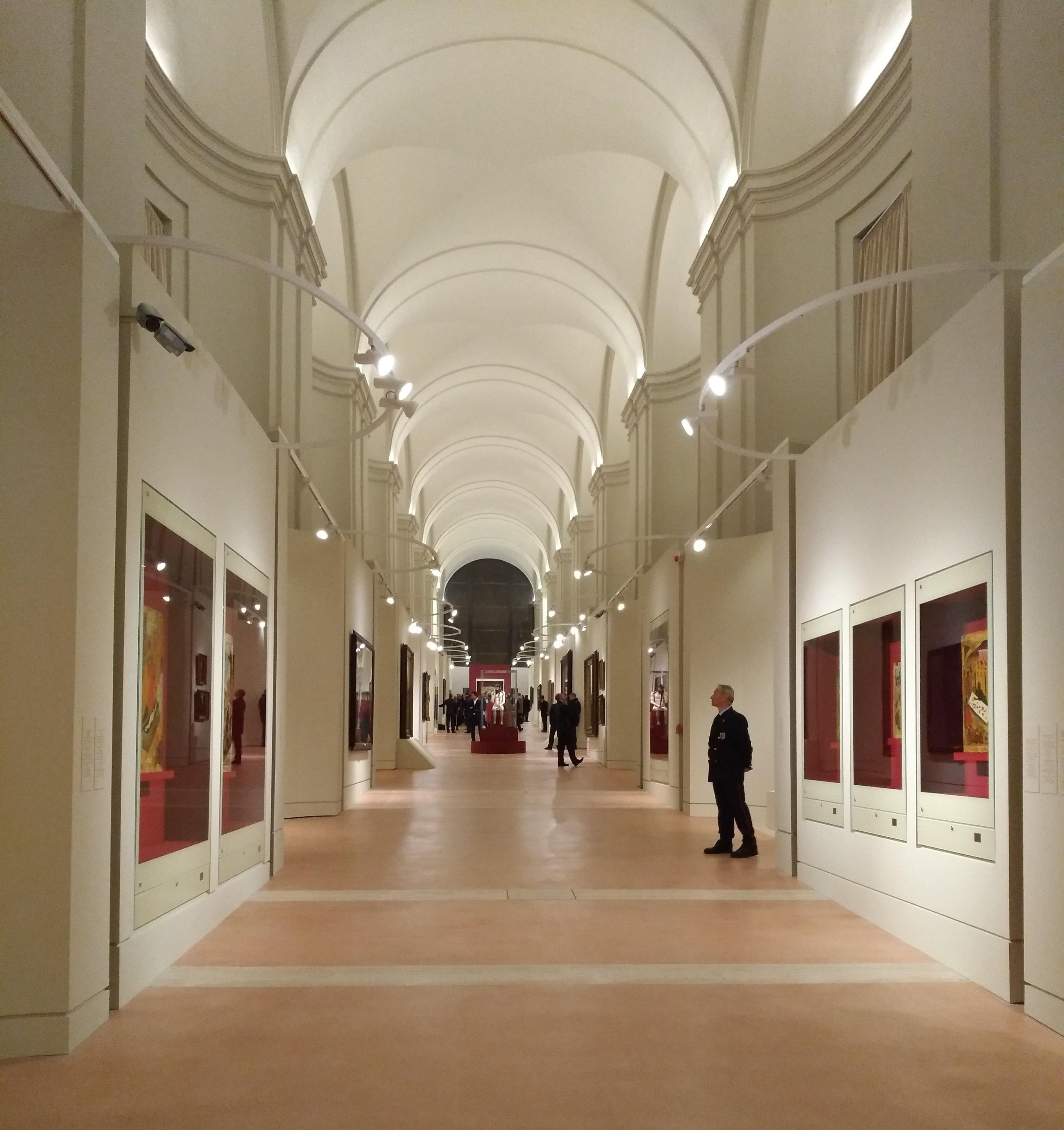 Возвращенная Михаилом Абрамовым «Троица» Кирилла Уланова представлена на выставке в Ватикане