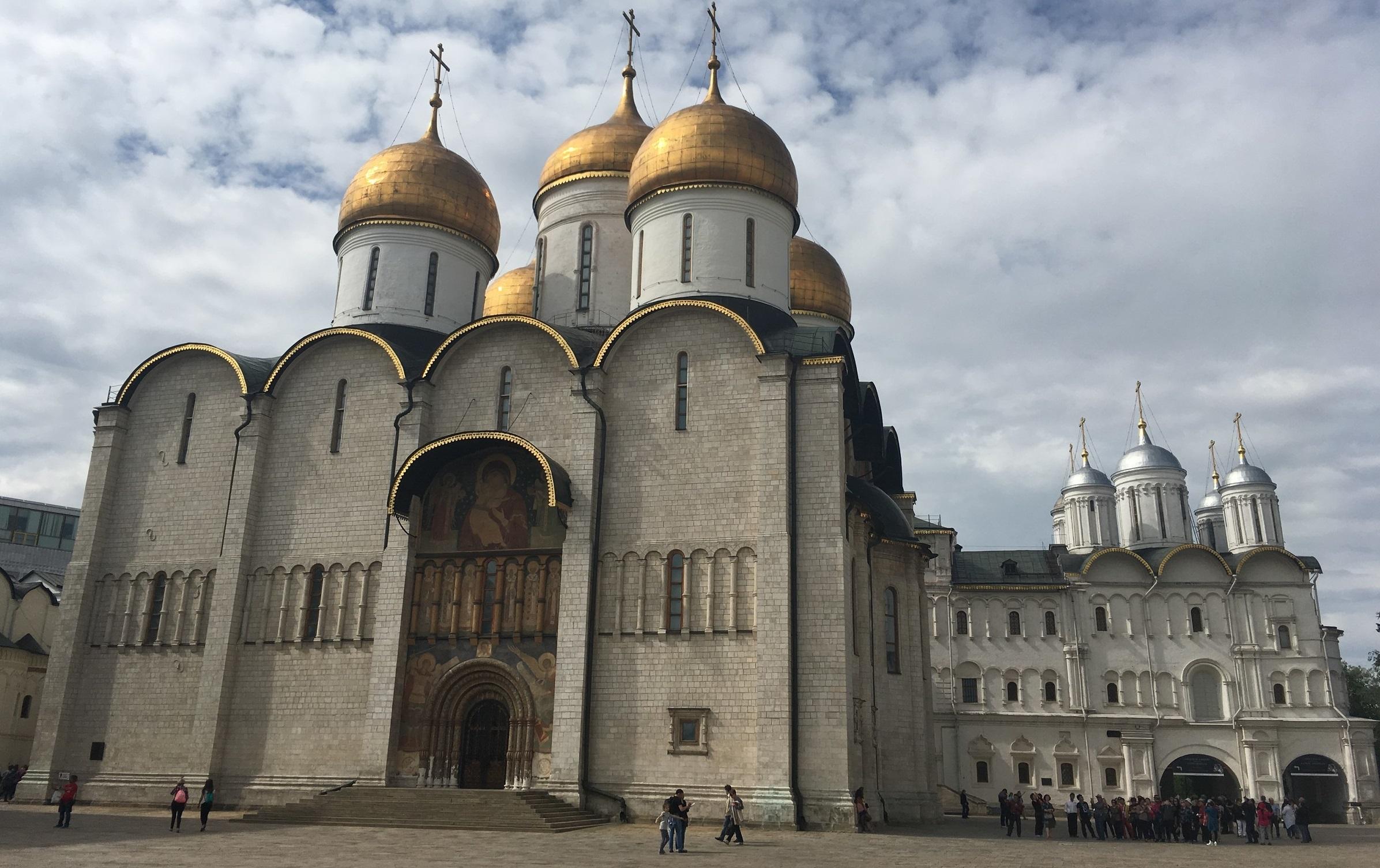 Лекция «Короткие встречи: первые постройки ренессансных архитекторов в Москве»