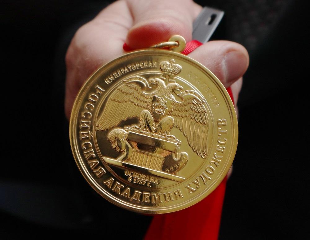 Основатель и владелец Музея русской иконы удостоен звания Почетного члена РАХ