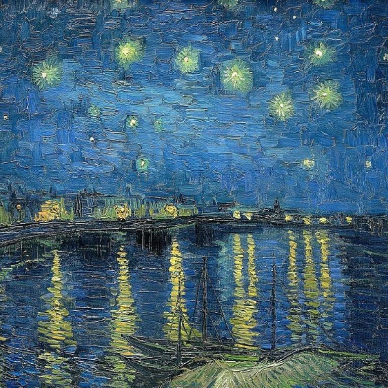 «Сlair de lune: Импрессионисты и не только»