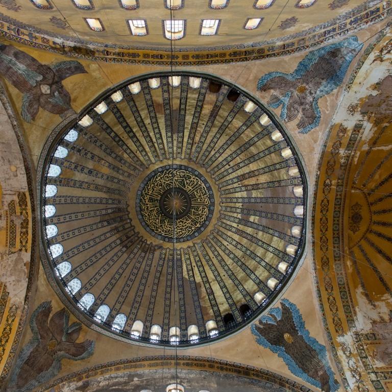 Лекция «Архитектура византийского храма: типы и особенности пространства»
