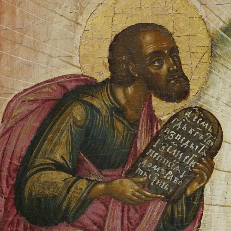 Русская иконопись XVII века