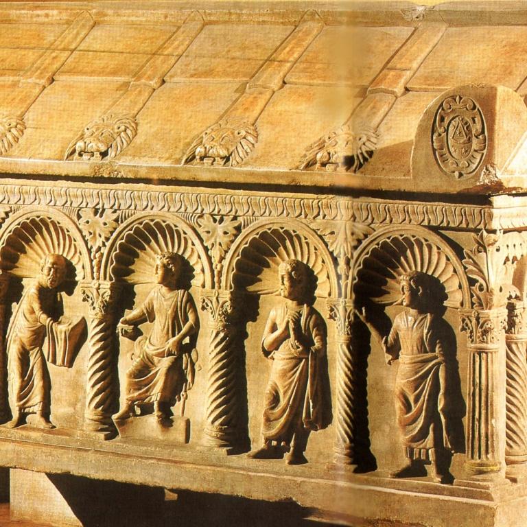 Лекция «Символ раковины в раннехристианском искусстве»