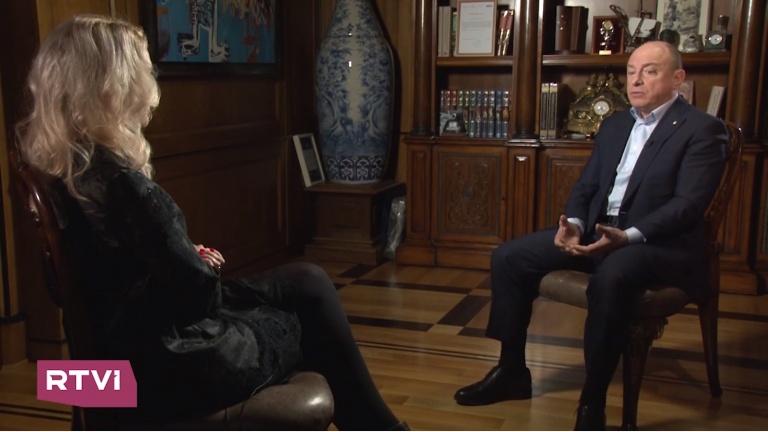 «Меценаты и благотворители в России — это белые вороны»: новое интервью основателя Музея русской иконы
