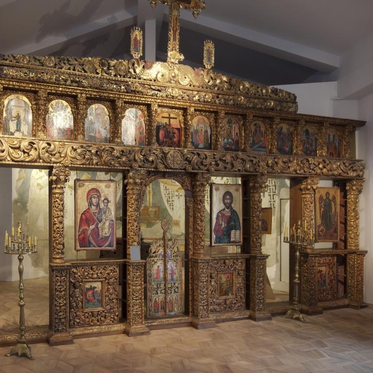 Икона в пространстве христианского храма