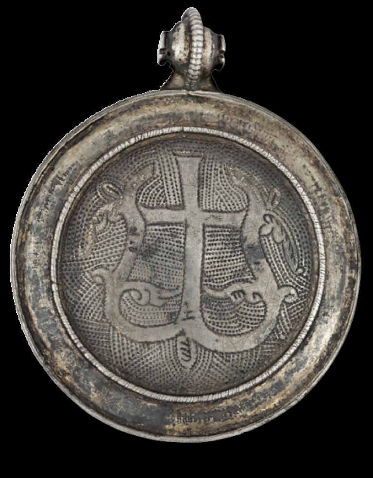 Медальон от гривны-цетавы