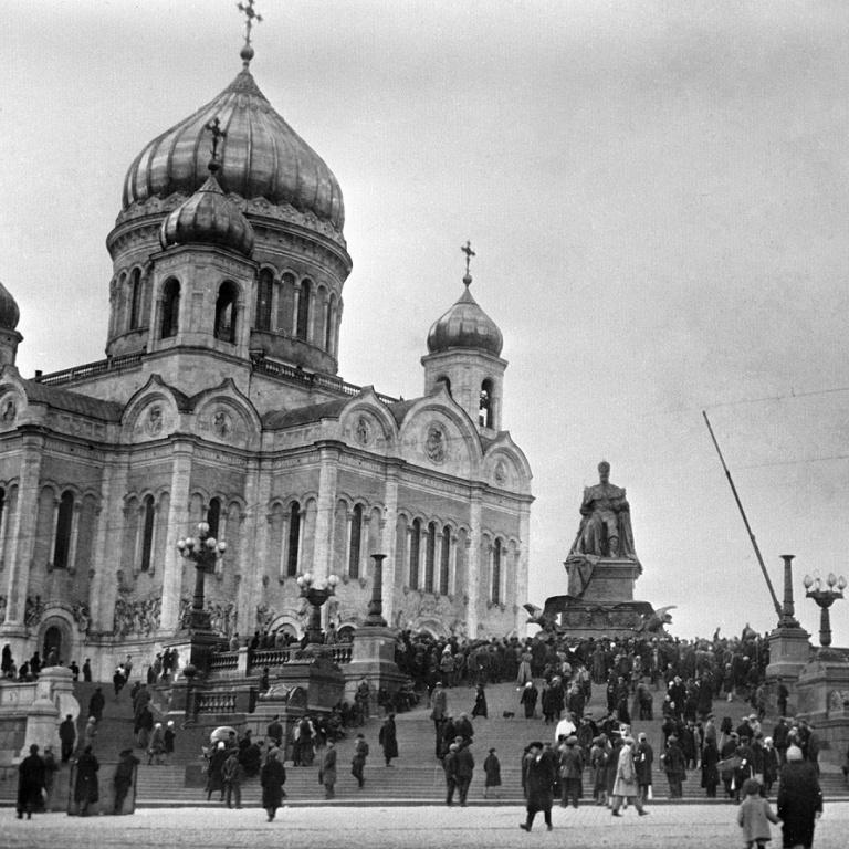 Пути спасения: история отношений Российской Церкви и государства в XX веке