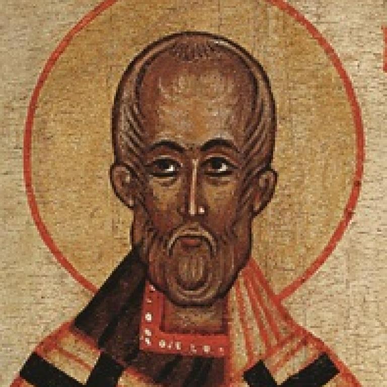 Русская иконопись XIV–XV веков