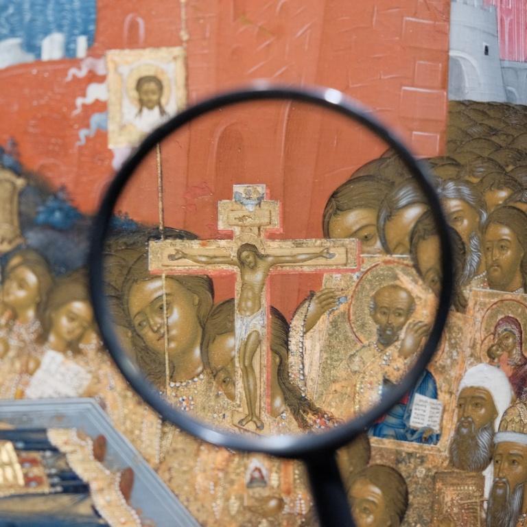 Лекция «Феномен невьянской иконы»