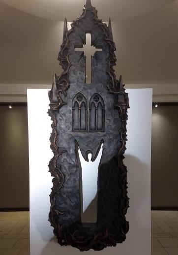 В Берлине открыт монумент пастору Мартину Нимёллеру