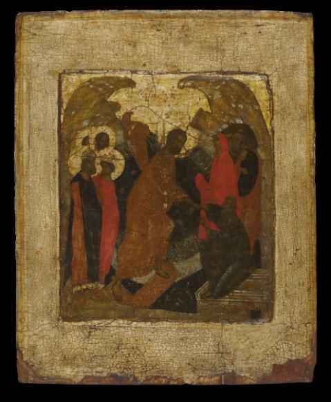 Воскресение - Сошествие во ад