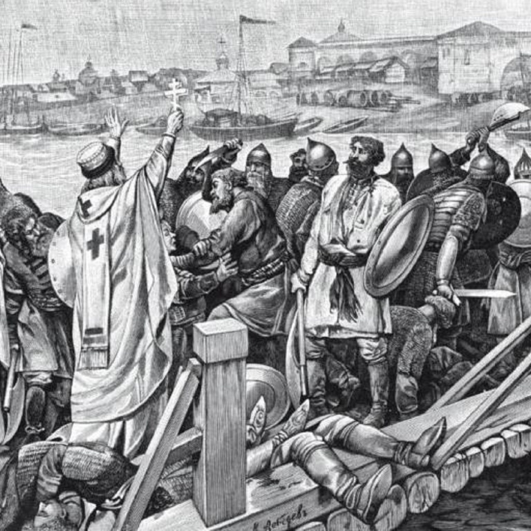 Лекция «Митрополиты и епископы между князем и патриархом: от Крещения Руси до становления Московии»