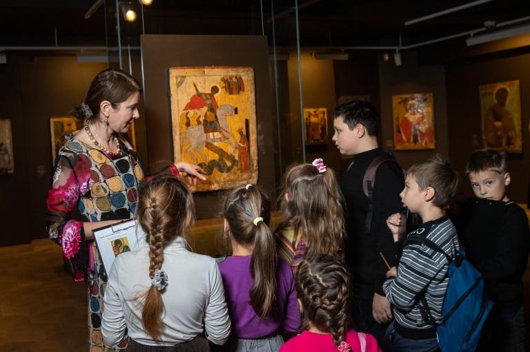 «Ночь искусств» в Музее русской иконы