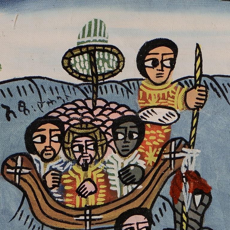 Лекция «Россия и Эфиопия: история взаимоотношений»