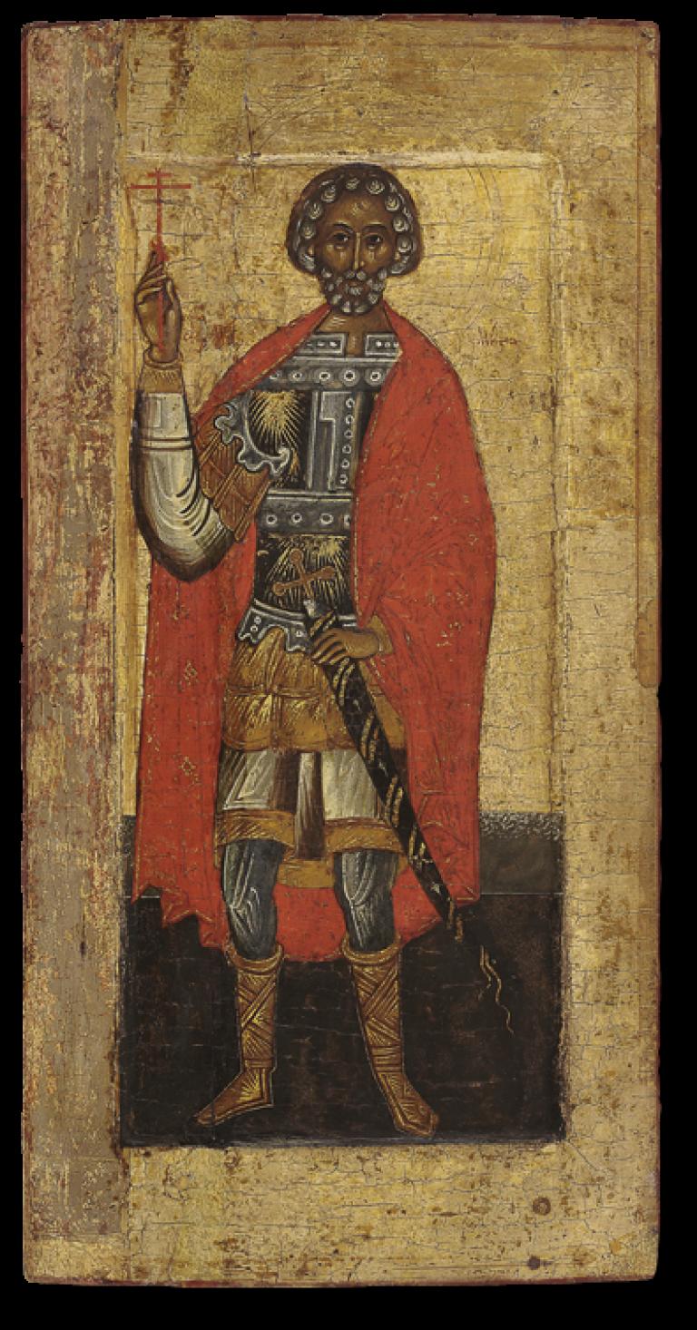 Святой воин великомученик Мина